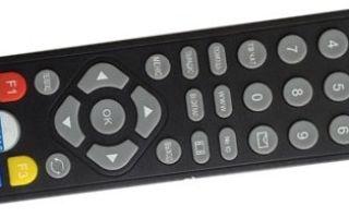 Пульт Триколор ТВ – описание кнопок и фото