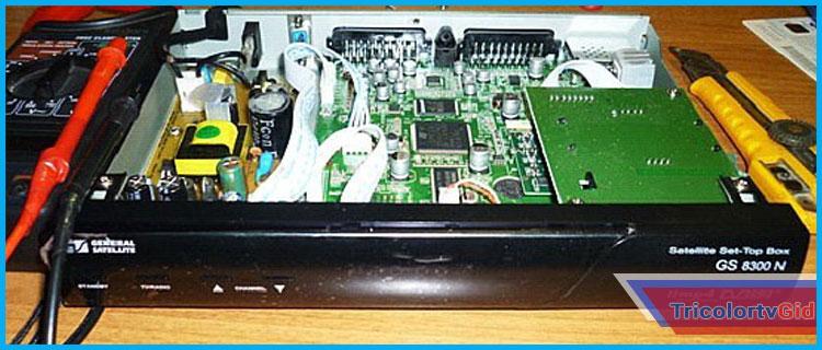 gs 8300n прошивка для бесплатного просмотра триколор